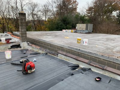 Roof Installation 9