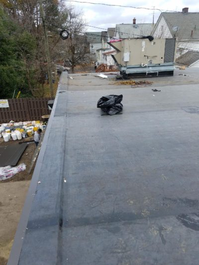 Roof Installation 3