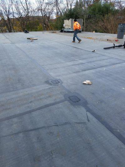 Roof Installation 4